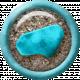 June 2021 Blog Train: Summertime Button 02, Seaglass