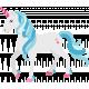 August 2021 Blog Train: Rainbow Unicorn Party Unicorn 01