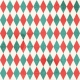 Back To School: Paper, Pattern Plaid 04 Red & Green
