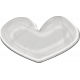 Princess Heart White
