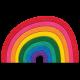 Rainbow2 Leather
