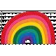 Rainbow2 Wood