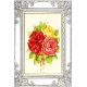 Seriously Floral Pocket Card 22 4x6