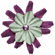 Wildflower Flower Layered 3