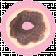 Donut Worry Circle 02