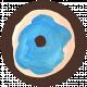 Donut Worry Circle 04