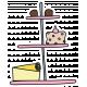 Unicorn Tea Party Print Kit- Tea Tray