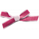 Unicorn Tea Party Element- Bow- Pink