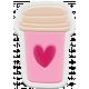 Unicorn Tea Party Element- Rubber Tea Cup 2