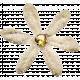 Kenya Elements flower 1 tan
