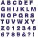Enamel Alpha Purple