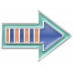 Enamel Pieces Kit 1- Arrow 01