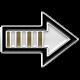 Enamel Pieces Kit 1- Arrow 03