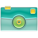Enamel Pieces Kit 1- Camera 01