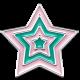 Enamel Pieces Kit 1 - Star 01