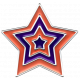 Enamel Pieces Kit 1 - Star 02