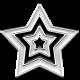 Enamel Pieces Kit 1 - Star 03