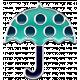 Enamel Pieces Kit 1 - Umbrella 02