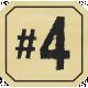 Scraps Bundle 4 Elements- Tag 2- #4