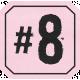 Scraps Bundle 4 Elements- Tag 2- #8