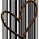 Scraps Bundle 4 Elements- Wooden Heart