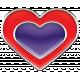 Good Vibes - Enamel Heart 1