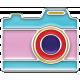 Good Vibes - Enamel Camera 1