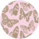 Seriously Butterflies Elements- Circle 07