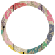 Seriously Butterflies Elements- Circle Tag 01