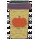 Pumpking Spice Wood Veneers- Cup 2