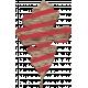 Pumpking Spice Wood Veneers- Leaf 4
