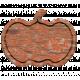 Pumpking Spice Wood Veneers- Pumpkin 1