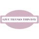 Day of Thanks Print Kit- Tag 1