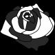 Granny Punk Elements - Print Sticker Rose 2