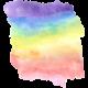 Watercolor Kit #5 - Brush 2 Color