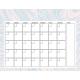 The Good Life April Calendar 85x11
