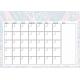 The Good Life April Calendar A4