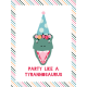 The Good Life June Birthday Pocket Cards - Birthday JC 05 3x4