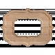 Go West-Elements-Wood Frame