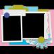 Pocket Templates Kit #3 - Template 04 4x6