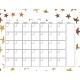 I Dig It Calendars- Calendar 8.5x11 Blank