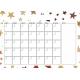 I Dig It Calendars- Calendar A4 Blank