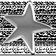 I Dig It Elements- Enamel Star 1