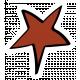 I Dig It Elements- Star Sticker 2