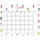 Family Traditions Calendars- October 8.5x11