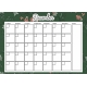 The Good Life: December Calendars- Calendar 5x7