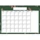 The Good Life: December Calendars- Calendar A4 Blank