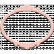 The Good Life- November Elements- Chipboard Frame Pink