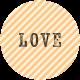 The Good Life- October Elements- Print Circle Love