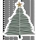 The Good Life- December Elements- Sticker Tree 8